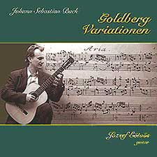 Johann S. Bach THe Goldberg Variations